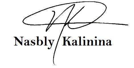 Nasbly Kalinina